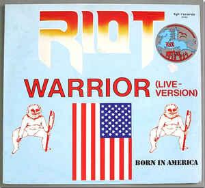 Riot V - Warrior (Live Version)