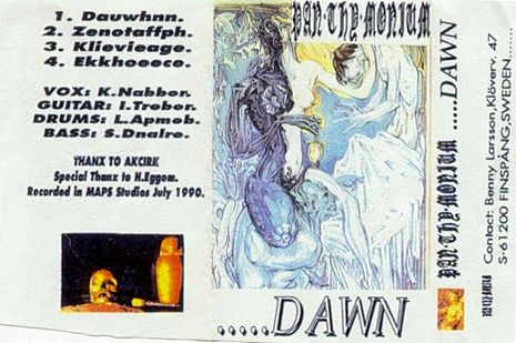 Pan.Thy.Monium - .....Dawn