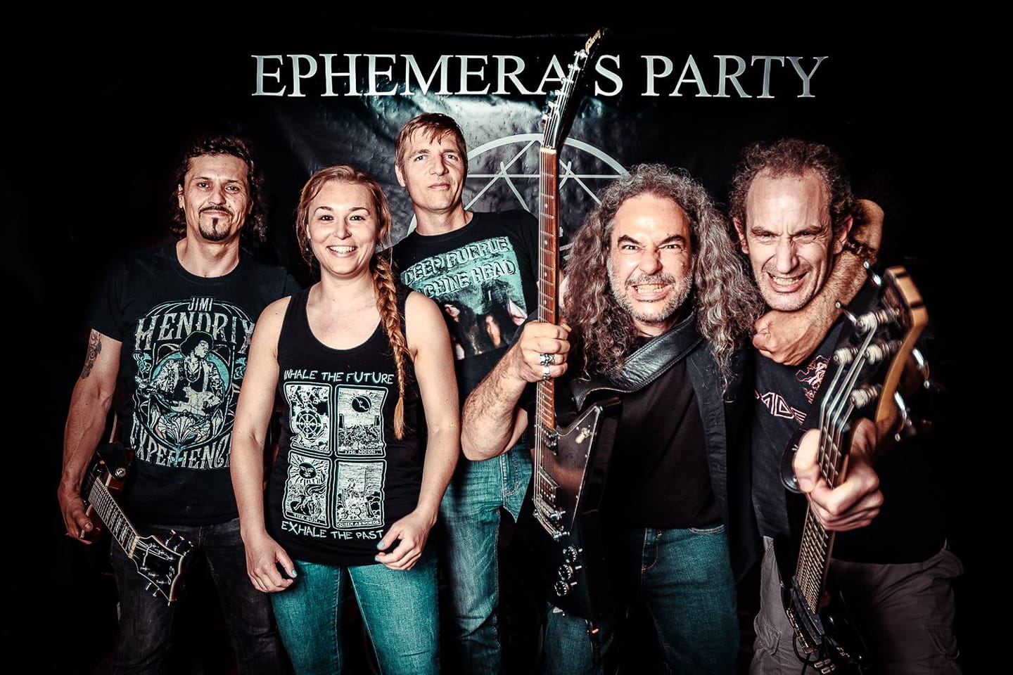Ephemera's Party - Photo