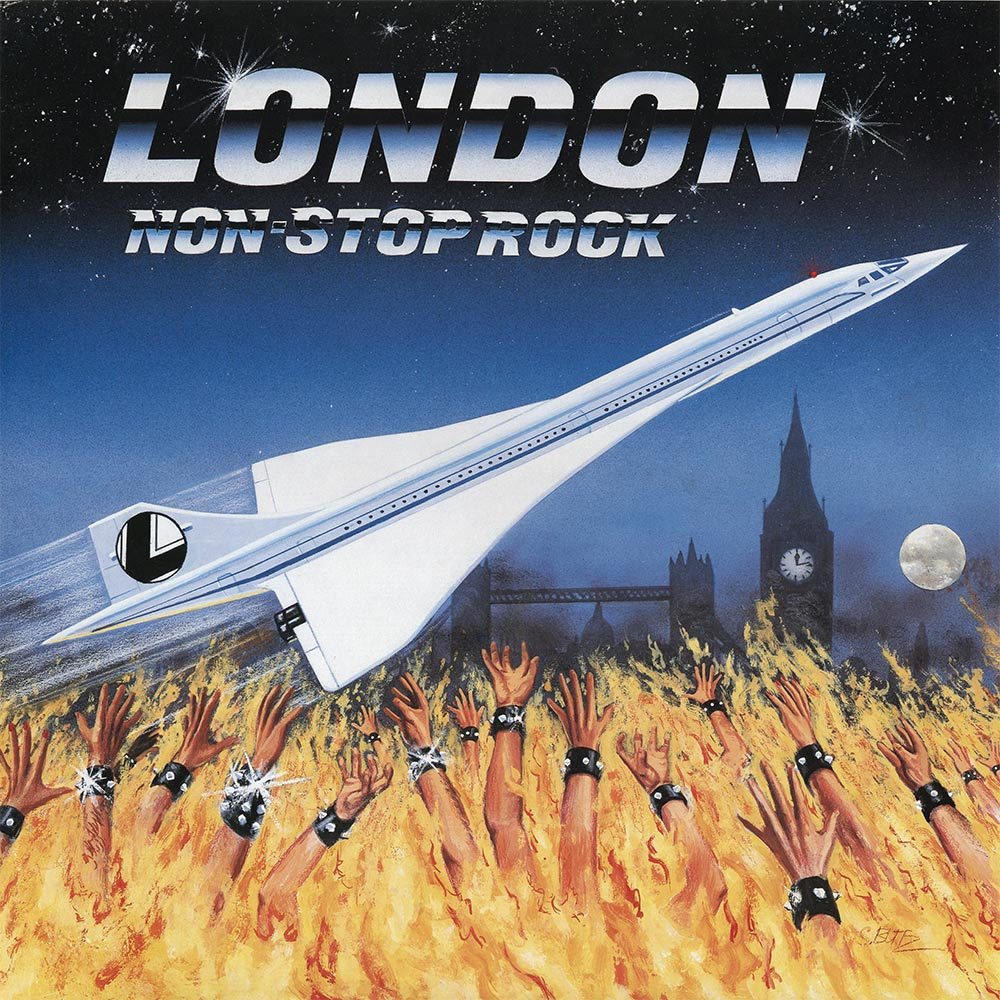 London - Non-Stop Rock
