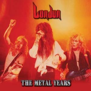 London - The Metal Years