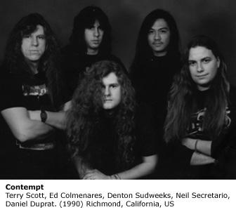Contempt - Photo