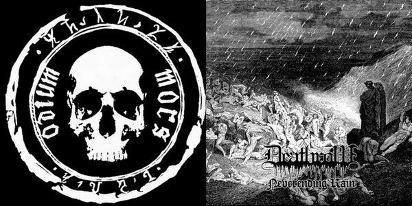 Balmog / Deathrow - Odium Mors / Neverending Rain