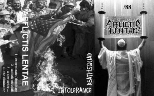 Afflictis Lentae - Intolerance Deathsquad
