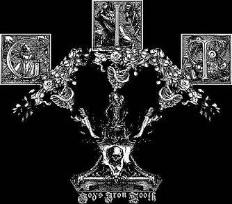 God's Iron Tooth - Logo