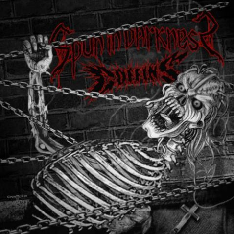 Coffins / Spun in Darkness - Coffins / Spun in Darkness