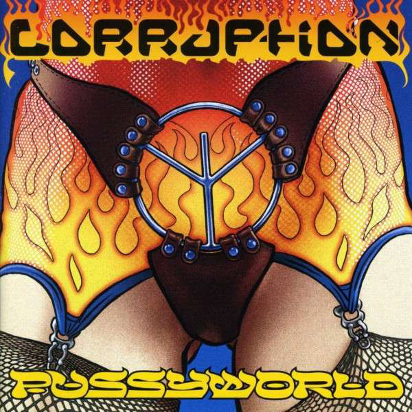Corruption - Pussyworld