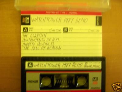 Watchtower - Demo 1987