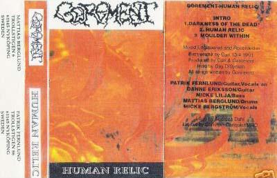Gorement - Human Relic