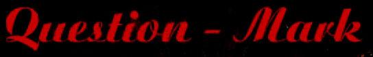 Question-Mark - Logo