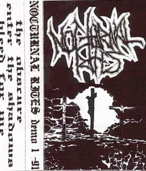 Nocturnal Rites - Demo 1