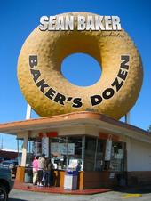 The Sean Baker Orchestra - Baker's Dozen