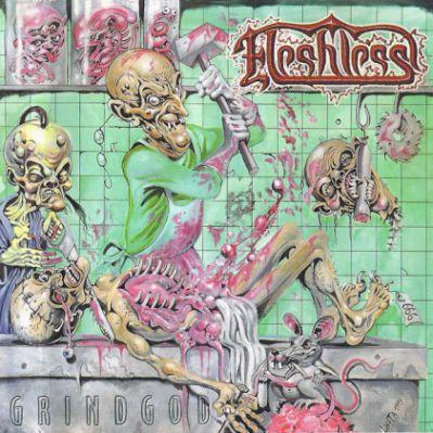 Fleshless - Grindgod