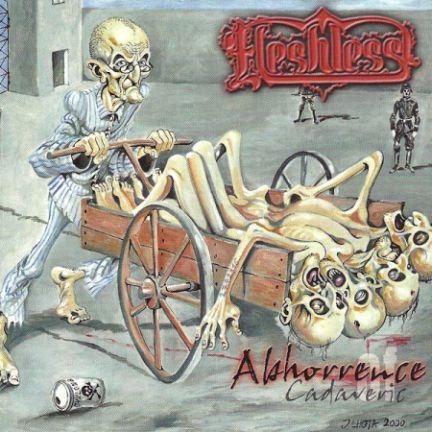 Fleshless - Abhorrence of Cadaveric