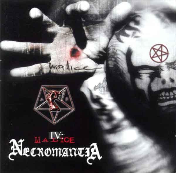 Necromantia - IV: Malice