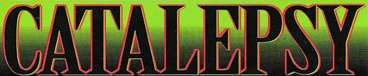 Catalepsy - Logo