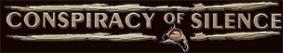 Conspiracy of Silence - Logo