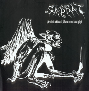 Sabbat - Sabbatical Demonslaught