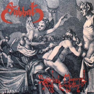 Sabbat - Sabbatical Magicrypt - French Harmageddon