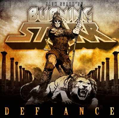 Jack Starr's Burning Starr - Defiance