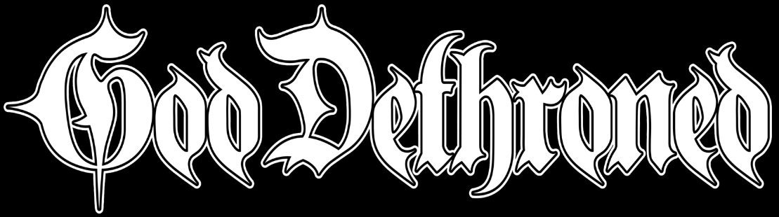 God Dethroned - Logo