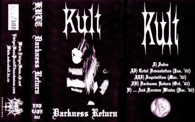 Kult - Darkness Return