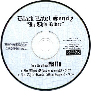 Black Label Society - In This River