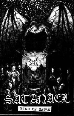 Satanael - Fire of Satan