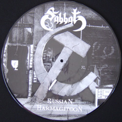 Sabbat - Russian Harmageddon