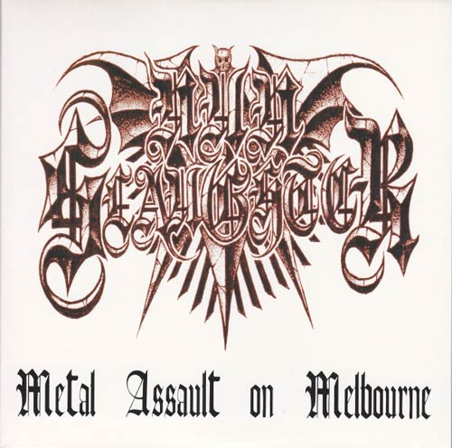 Nunslaughter - Metal Assault on Melbourne & Brisbane