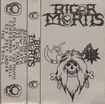 Rigor Mortis - Demo 1986