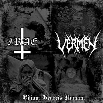 Irae / Vermen - Odium Generis Humani