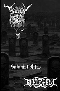Black Angel / Beelzebul - Satanist Rites