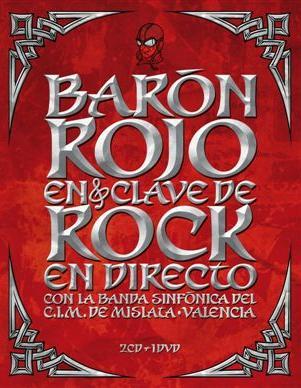 Barón Rojo - En clave de Rock