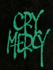 Cry Mercy - Logo