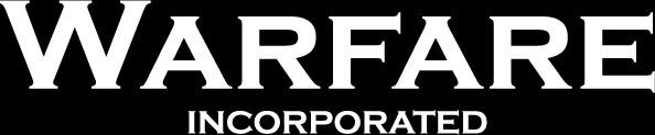Warfare Incorporated - Logo