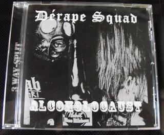 Towering Terror / Saccage / Outloud - Dérape Squad - Alcoholocaust