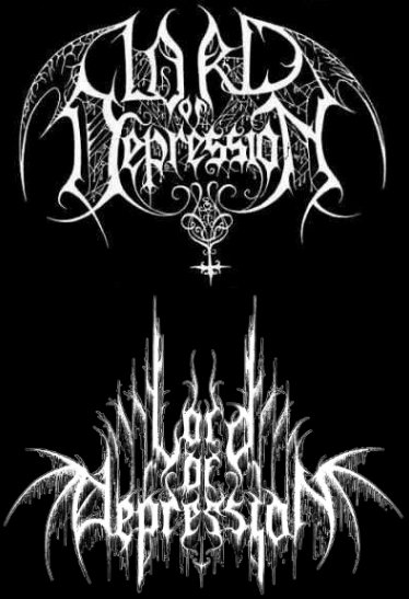 Lord of Depression - Logo