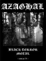 Azaghal - Black Terror Metal