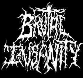 Brutal Insanity - Logo
