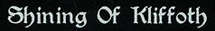 Shining of Kliffoth - Logo