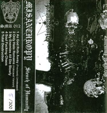 Misanthropy - Stench of Humanity