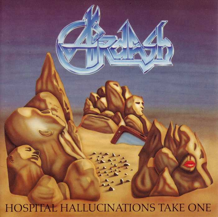 Airdash - Hospital Hallucinations Take One