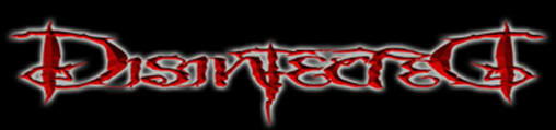 Disinfected - Logo