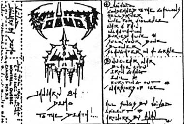 Voivod - To the Death!...