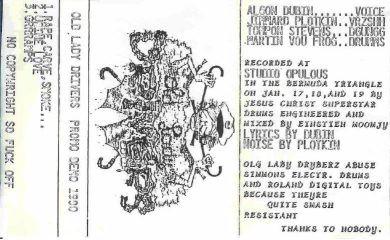 O.L.D. - Promo Demo 1990