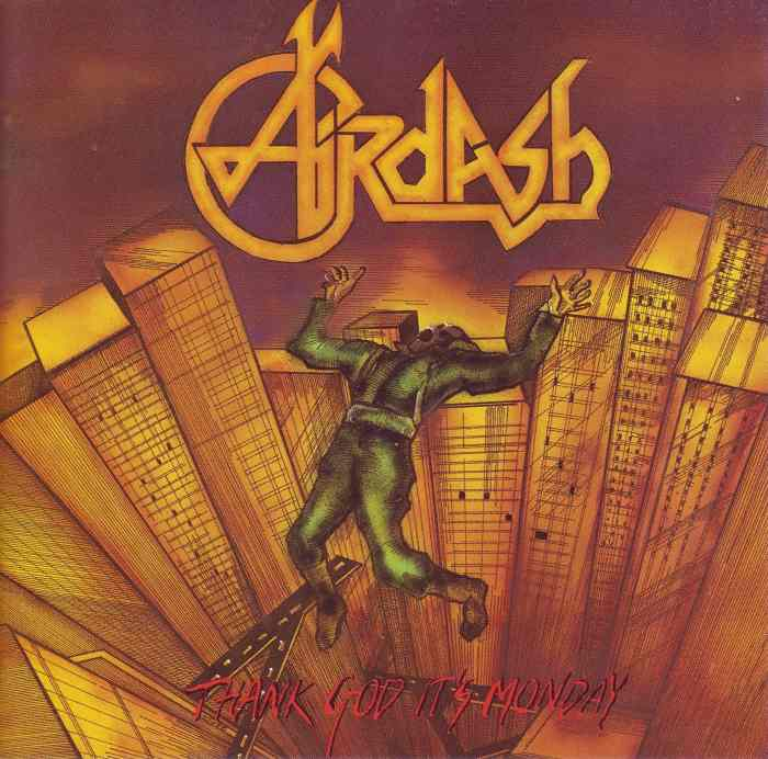 Airdash - Thank God It's Monday