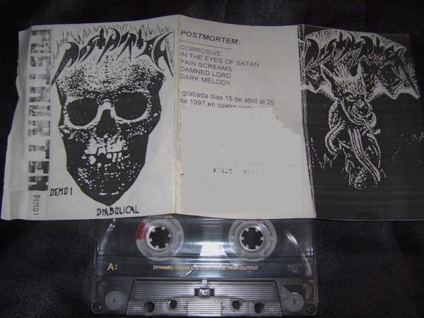 Postmortem - Demo I - Diabolical