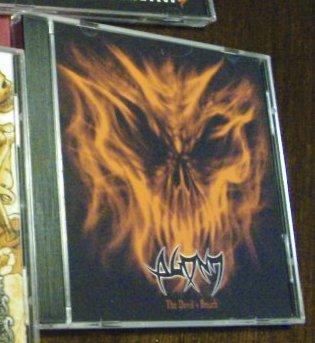 Agony - The Devil's Breath
