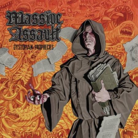 Massive Assault - Dystopian Prophecies